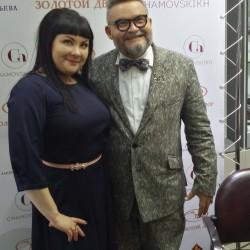 Встреча с законодателем мод Александром Васильевым